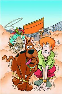 SCOOBY DOO VOL 3 ALL WRAPPED UP TP