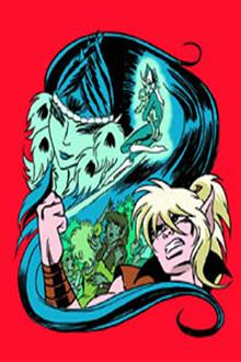 ELFQUEST THE GRAND QUEST VOL 7 TP