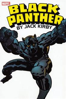 BLACK PANTHER BY JACK KIRBY VOL 1 TP