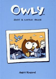 OWLY VOL 2 JUST A LITTLE BLUE TP