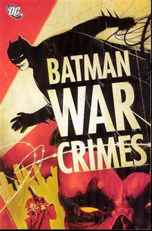 BATMAN WAR CRIMES TP