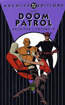 DOOM PATROL ARCHIVES VOL 3 HC
