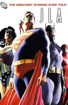 JLA THE GREATEST STORIES EVER TOLD TP