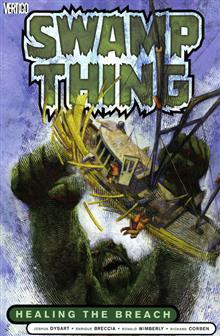 SWAMP THING BOOK 3 HEALING THE BREACH TP (MR)