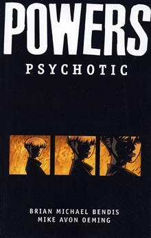 POWERS VOL 9 PSYCHOTIC TP (MR)