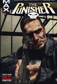 PUNISHER MAX VOL 2 HC (MR)