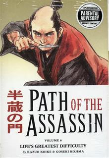 PATH OF THE ASSASSIN VOL 6 TP (MR)