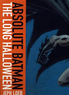 ABSOLUTE BATMAN THE LONG HALLOWEEN HC