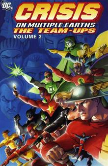 CRISIS ON MULTIPLE EARTHS THE TEAM UPS VOL 2 TP