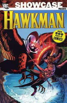 SHOWCASE PRESENTS HAWKMAN VOL 1 TP