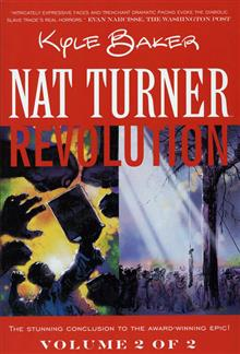 NAT TURNER BOOK 2 REVOLUTION TP