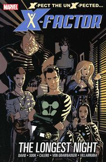 X-FACTOR VOL 1 LONGEST NIGHT TP
