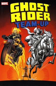 GHOST RIDER TEAM-UP TP