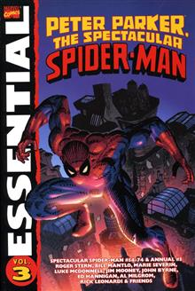 ESSENTIAL PETER PARKER SPECTACULAR SPIDER-MAN VOL 3 TP