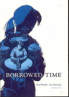 BORROWED TIME #2 (MR)