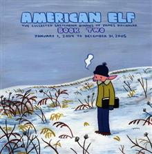 AMERICAN ELF VOL 2 COLL SKETCHBOOK DIARIES OF JAMES KOCHALKA