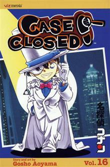 CASE CLOSED VOL 16 GN