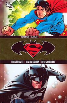 SUPERMAN BATMAN TORMENT HC
