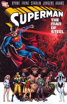 SUPERMAN THE MAN OF STEEL VOL 6 TP