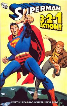 SUPERMAN 3 2 1 ACTION TP