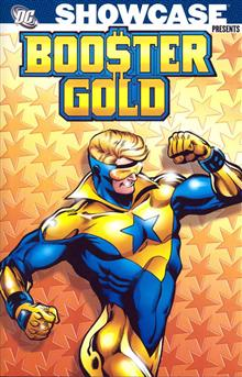 SHOWCASE PRESENTS BOOSTER GOLD TP VOL 01