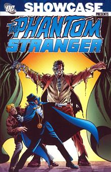 SHOWCASE PRESENTS PHANTOM STRANGER TP VOL 02