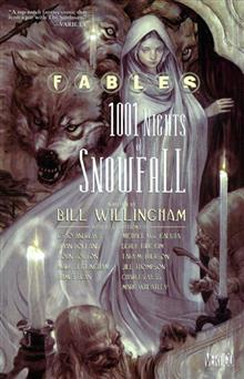 FABLES 1001 NIGHTS OF SNOWFALL TP (MR)