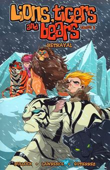 LIONS TIGERS & BEARS TP VOL 02
