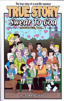 TRUE STORY SWEAR TO GOD ARCHIVES VOL 1 TP