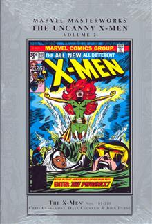 MMW UNCANNY X-MEN HC VOL 02 2ND PTG