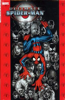 ULTIMATE SPIDER-MAN VOL 9 HC