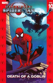 ULTIMATE SPIDER-MAN VOL 19 DEATH OF THE GOBLIN TP