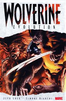 WOLVERINE EVOLUTION TP