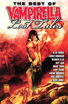 BEST OF VAMPIRELLA VOL 1 LOST TALES TP