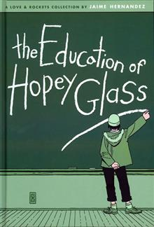 EDUCATION OF HOPEY GLASS HC