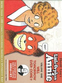 COMPLETE LITTLE ORPHAN ANNIE HC VOL 01