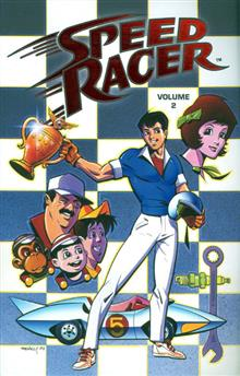 SPEED RACER TP VOL 02