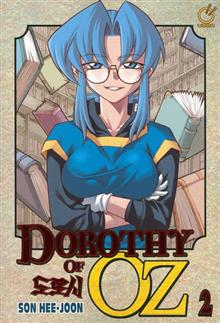 DOROTHY OF OZ GN VOL 02