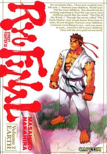 STREET FIGHTER III MANGA TP VOL 02 RYU FINAL