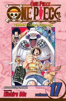 ONE PIECE TP VOL 17