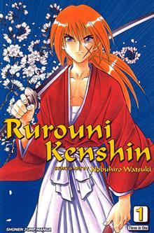 RUROUNI KENSHIN VIZBIG ED GN VOL 01 (OF 9)