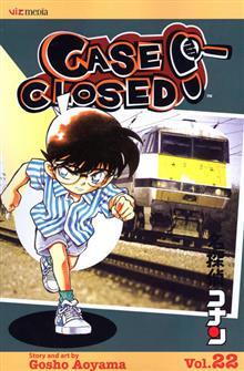 CASE CLOSED GN VOL 22
