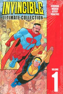 INVINCIBLE VOL 1 ULTIMATE COLL HC