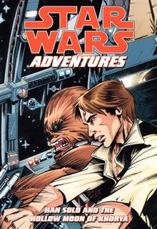 STAR WARS ADVENTURES VOL 1 TP