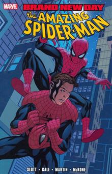 SPIDER-MAN BRAND NEW DAY VOL 3 TP