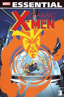 ESSENTIAL CLASSIC X-MEN VOL 3 TP