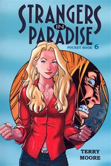 STRANGERS IN PARADISE VOL 6 PKT TP