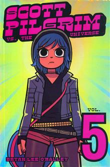 SCOTT PILGRIM VOL 5 VS THE UNIVERSE GN