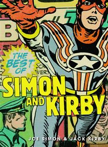 BEST OF SIMON & KIRBY HC