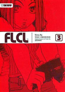 FLCL NOVEL VOL 3 (OF 3)